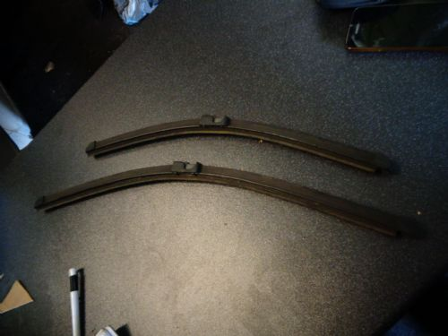 ASTRA MK5 FLAT WIPERS (pair)